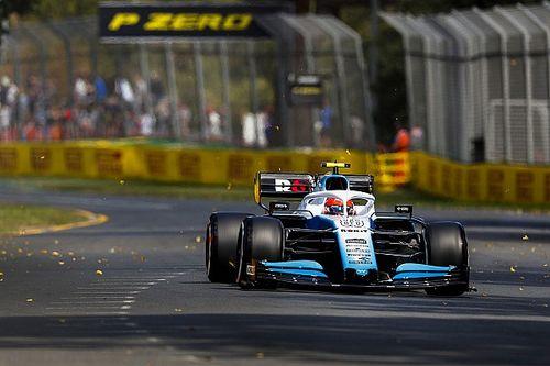F1: Kubica diz que falta de peças da Williams o obrigou a evitar zebras