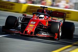Ferrari bawa sejumlah pembetulan di Bahrain
