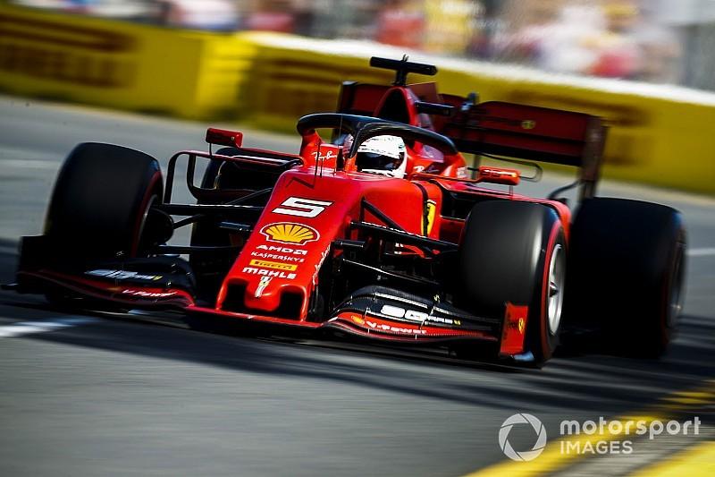 Mercedes'in performansına şaşıran Vettel: Araçta güven sorunumuz var