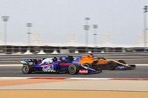 GALERI: Foto-foto terbaik tes F1 Bahrain