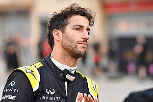 "How ""spoiled"" Ricciardo got a reality check"