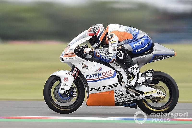 Dubbele puntenfinish 'enorme opsteker' voor RW Racing GP