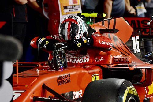 Ferrari: Falha no motor de Leclerc foi mecânica, não de recuperação de energia