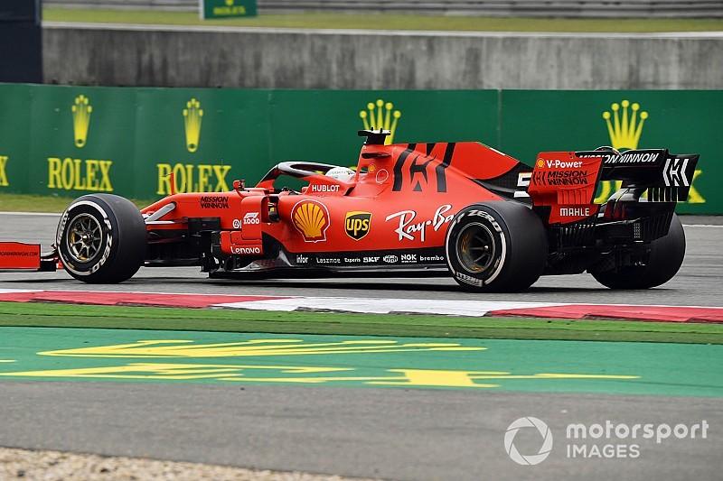 Vettel, Bakü'de doğru dengeyi bulmanın önemli olduğunu düşünüyor