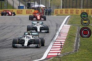 """Hamilton: """"Ferrari presteert nog niet op de top van haar kunnen"""""""