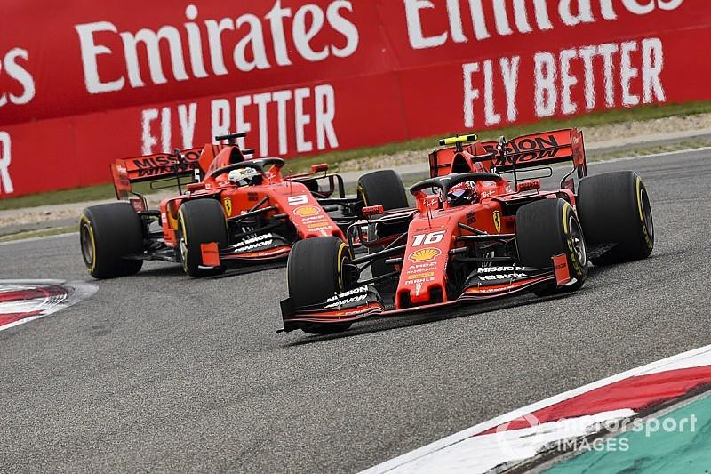 """Rosberg juge la consigne de Ferrari à Leclerc """"très dure"""""""