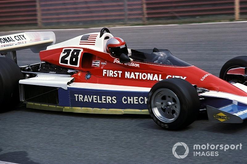 Rétro 1976 - Unique victoire d'une voiture Penske en Formule 1
