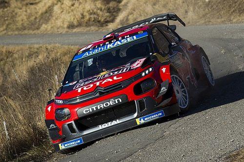Retour gagnant chez Citroën pour Ogier et Ingrassia!