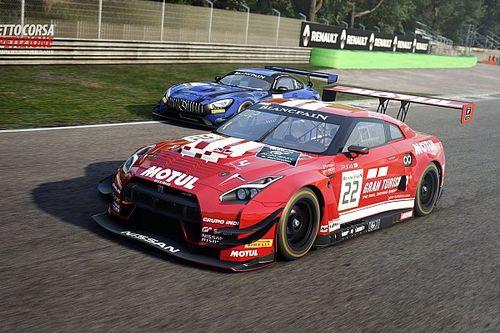 El Nissan GT-R y Monza aterrizan en 'Assetto Corsa Competizione'