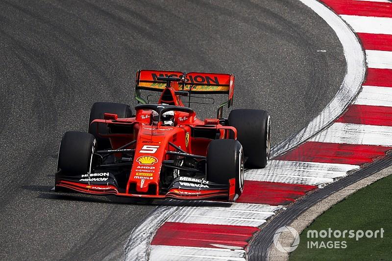 Феттель: Mercedes божевільно швидкі в поворотах
