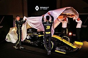Renault unveils date for its 2020 F1 launch