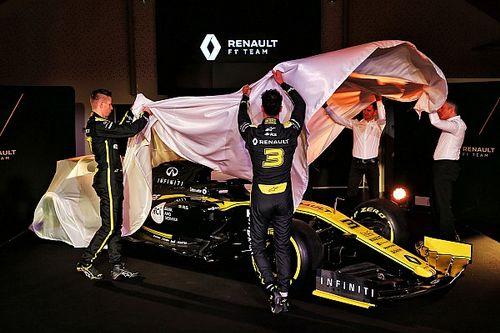 F1: Renault divulga data do lançamento de seu carro para 2020; veja