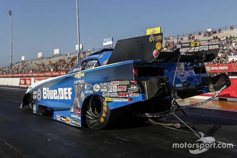 John Force Racing confirms its return to action