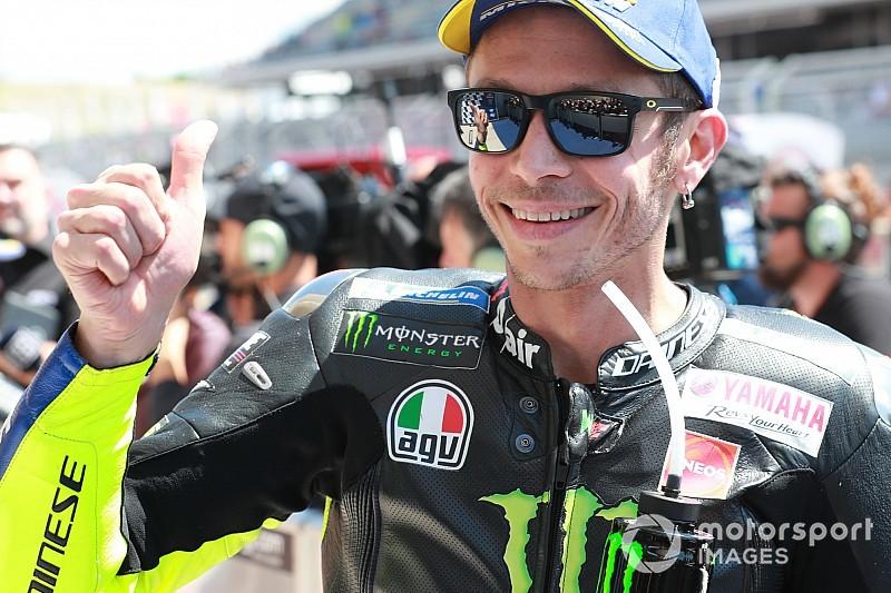"""Valentino: """"Mondiale bello aperto, ma è così perché Marquez è caduto"""""""