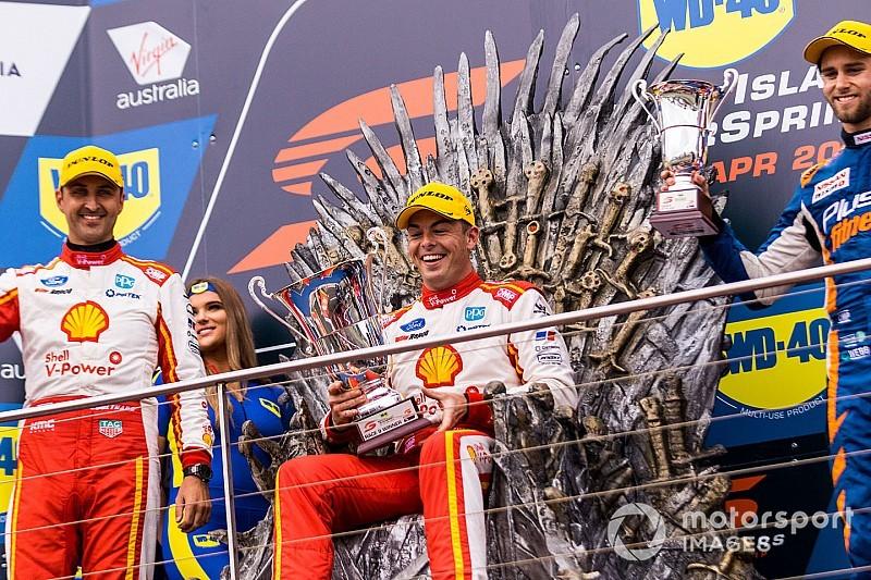 Phillip Island Supercars: McLaughlin wins in DJR Team Penske 1-2