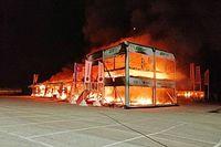 Электрические байки в Хересе сгорели из-за электропроводки