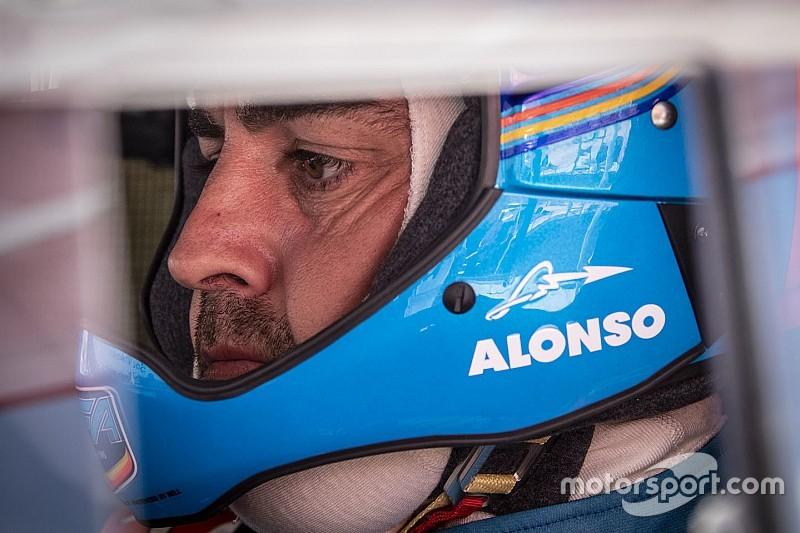 Sainz szívesen látná a Dakar-ralin csapattársként Alonsót