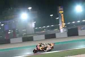"Lorenzo: ""La caída ha sido debida a mi inexperiencia con la moto"""