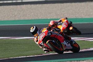 Ketika kecepatan Lorenzo kejutkan Marquez