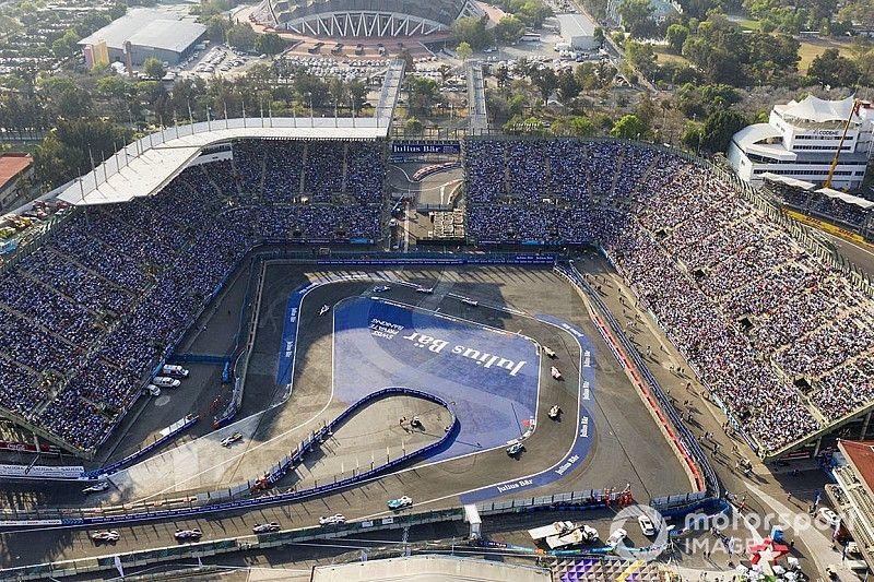 México y Chile se mantienen en la sexta temporada de la Fórmula E