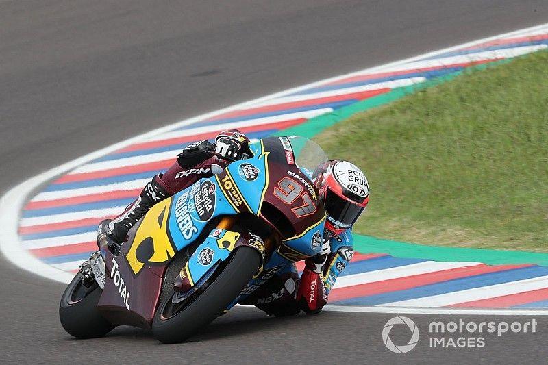 Moto2: Vierge repete pole na Argentina um ano depois