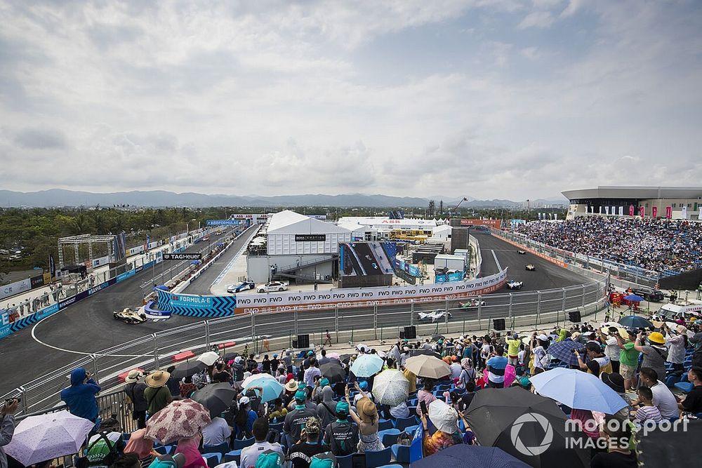 Le calendrier Formule E 2021-22 prend forme, la Chine pourrait revenir