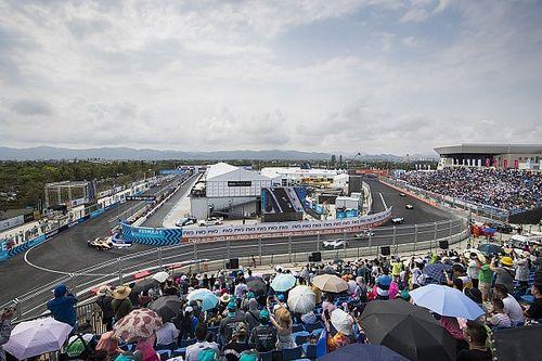 Формула Е в сезоне 2021-22 приедет в Китай и ЮАР
