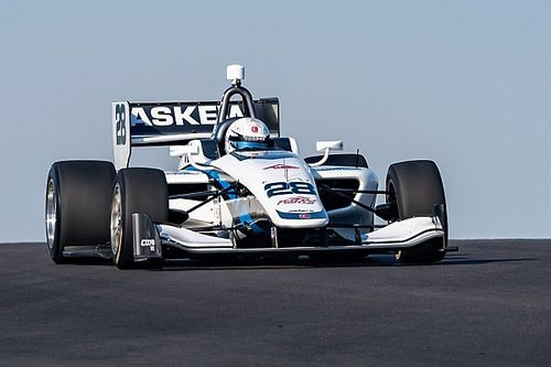 COTA Indy Lights: Askew dominates ahead of titanic scrap