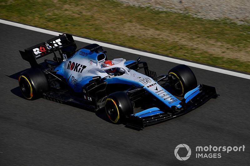 F1: Williams diz que não atrasou carro por falta de dinheiro