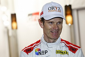 Gronholm to make one-off return in celebrity race
