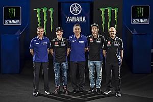 Kolejne zmiany w zespole Yamahy