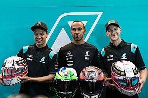 MotoGP: Melhores imagens dos treinos de sábado no Catar