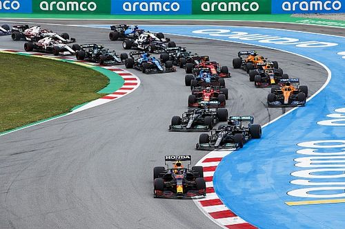 Grand Prix race results: Hamilton beats Verstappen in Spain