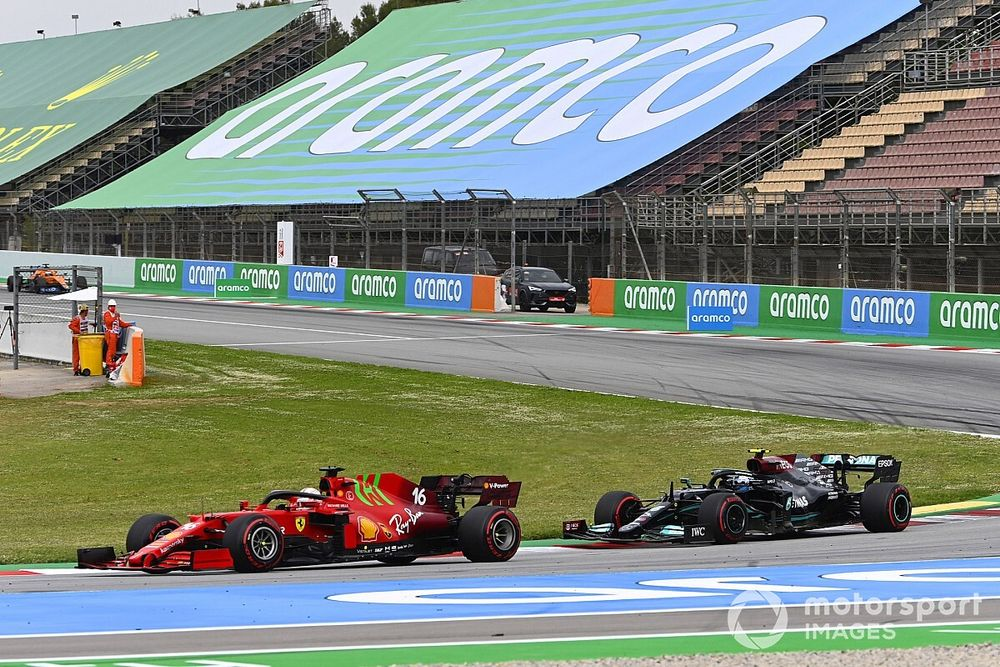 Sempat Bingung Strategi, Leclerc Puas dengan Progres Tim