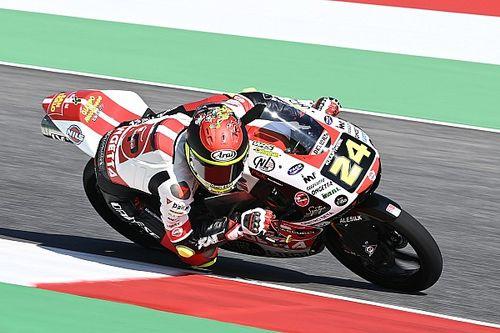 Moto3, Mugello: Suzuki in pole in una qualifica interrotta