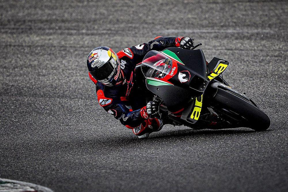 Andrea Dovizioso va faire de nouveaux essais pour Aprilia