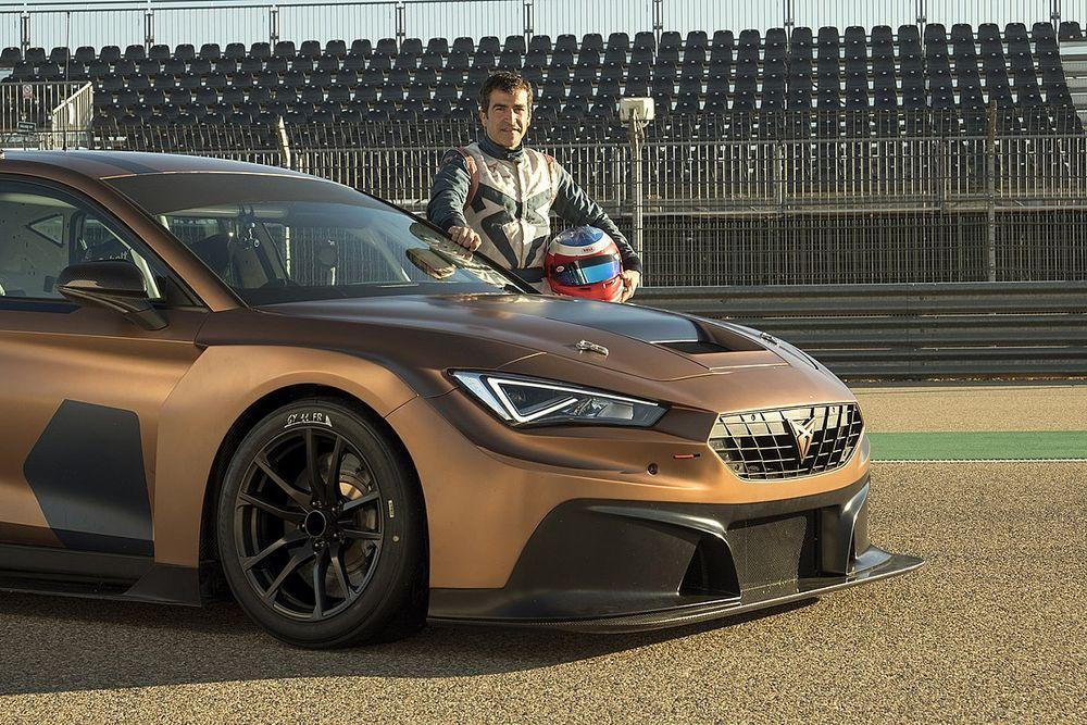 Cupra tira da aposentadoria um mestre dos carros de turismo para competir no WTCC e no Pure ETCR