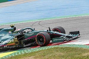 """Un """"malentendu"""" entre Vettel et Räikkönen, Aston Martin bredouille"""
