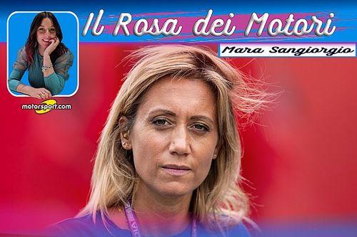 "Mara Sangiorgio: ""La mia carriera? Decisa da uno sliding door"""