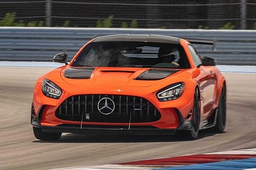 2021 Mercedes-AMG GT Black Series first drive review