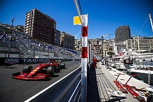Fotogallery F1: doppietta Ferrari nelle libere di Monaco