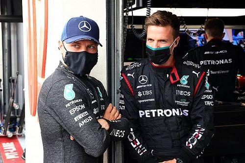 "Bottas niega crisis con Mercedes: ""Es completamente falso"""