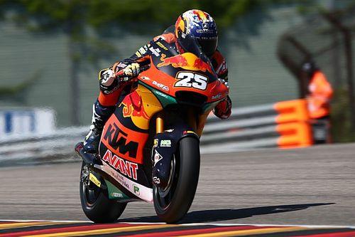 Hasil Kualifikasi Moto2 Jerman: Fernandez Catatkan Rekor Lap