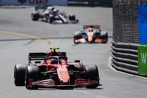 Demi Adaptasi Ferrari, Sainz Ubah Gaya Mengemudi