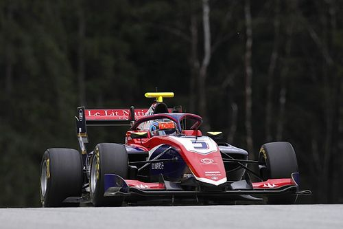 Spa F3: Novalak tops practice ahead of Rasmussen