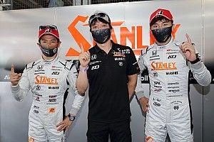 【スーパーGT】1号車STANLEYがPP獲得! 第4戦もてぎ|公式予選タイム結果