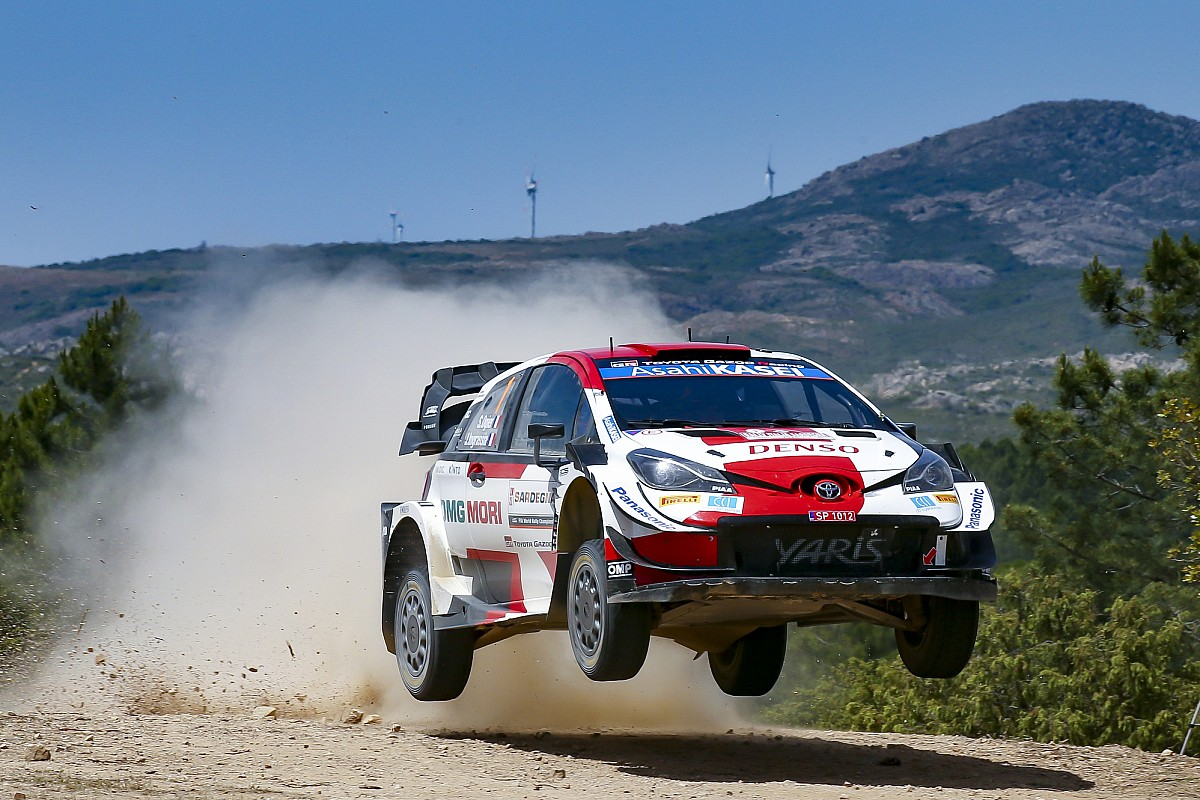Italy WRC: Ogier extends points lead with comfortable victory