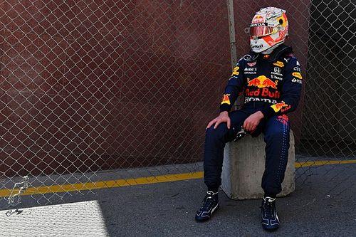 F1-update: Verstappen baalt van rode vlag, Leclerc imponeert in Baku