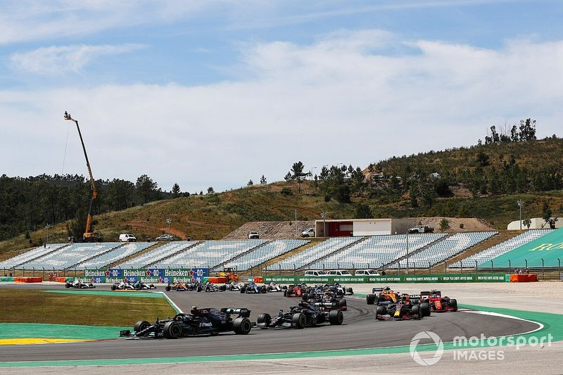 F1 financial numbers continue to improve after disastrous 2020