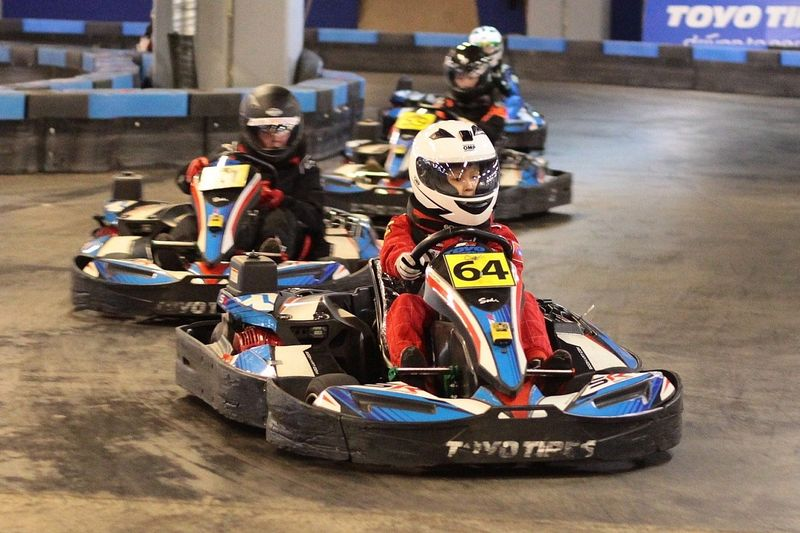 Why go-karting is an ideal first step for junior racers
